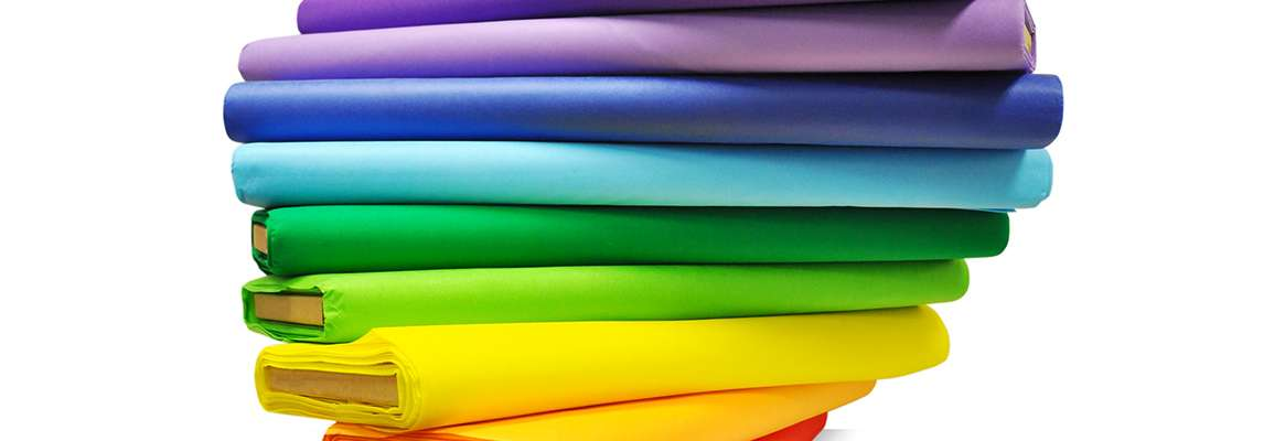 Dyeing of polyester/cotton fibers with reactive AZO disperse dyes in one batch processes dyeing