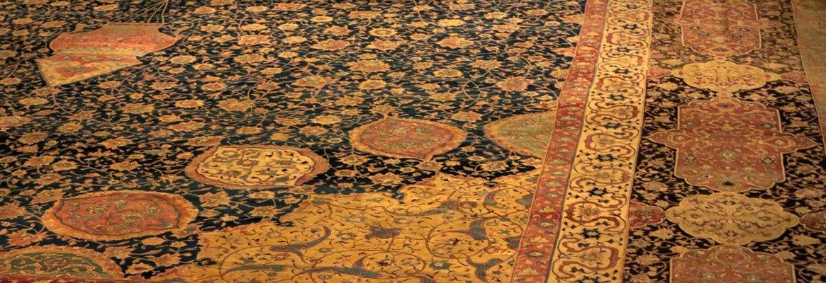 the exuberance of early victorian carpet design - Carpet Design