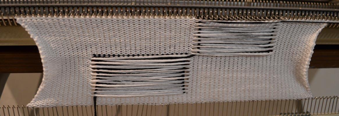 Yarn Tension Control during Knitting