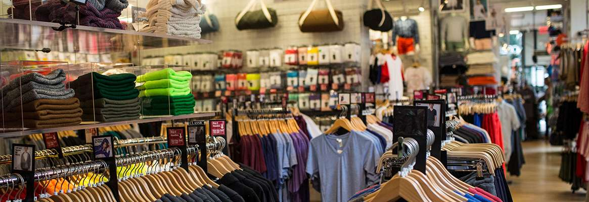 Best Buy for Branded Clothes - Retail Stores or Factory Outlets