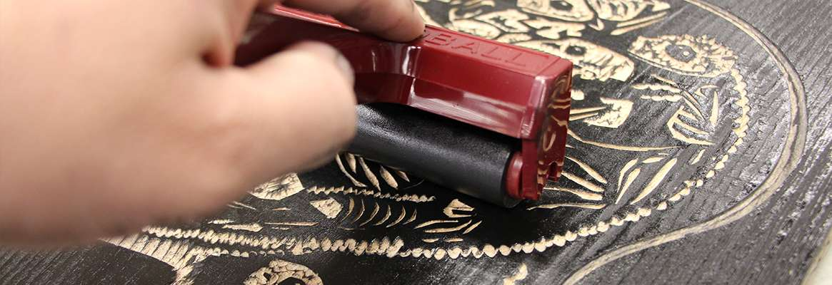 Influence of Ink Layers on the Colour Fastness to Rubbing of Printed Textile Materials