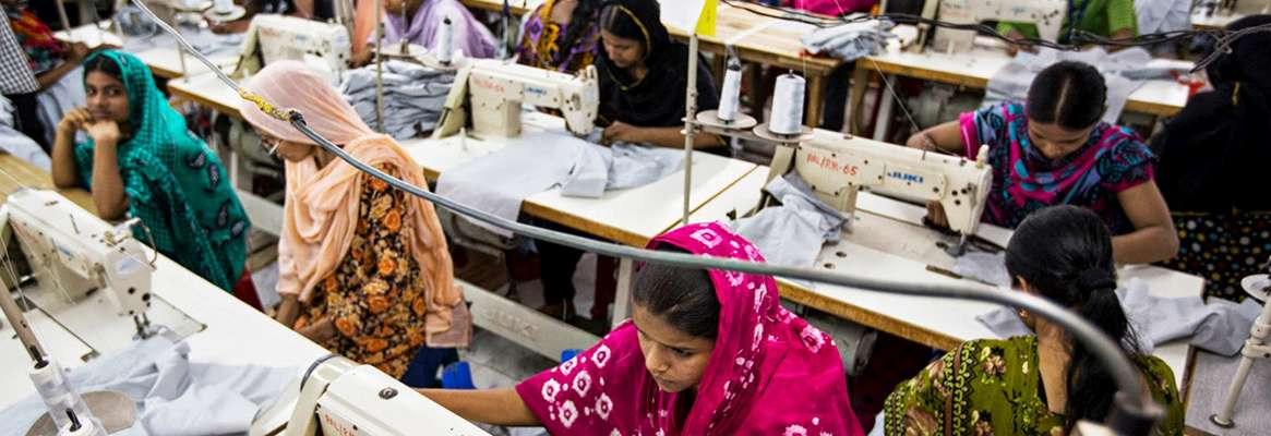 article textile industry