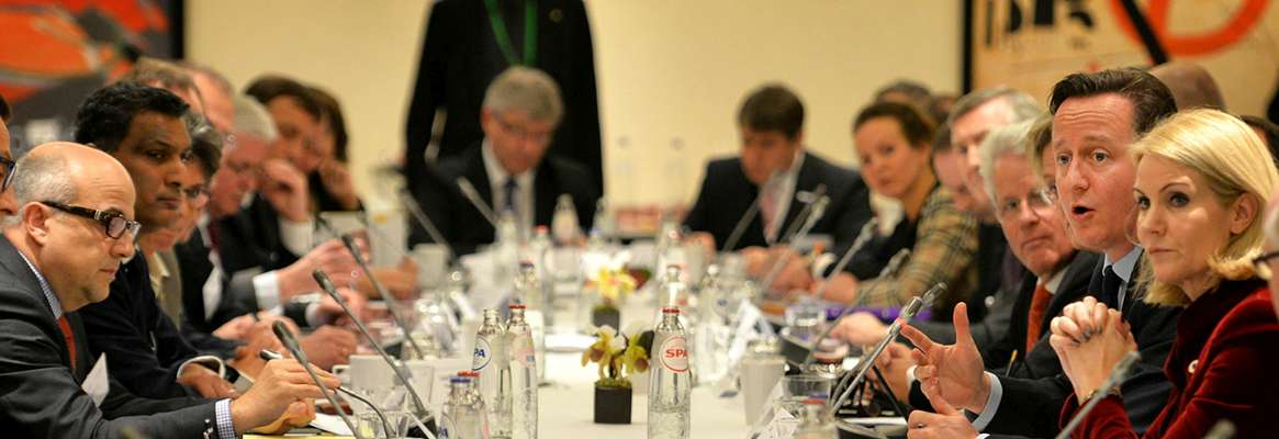 U.S. - EU Working Group Supports Comprehensive Trade Agreement