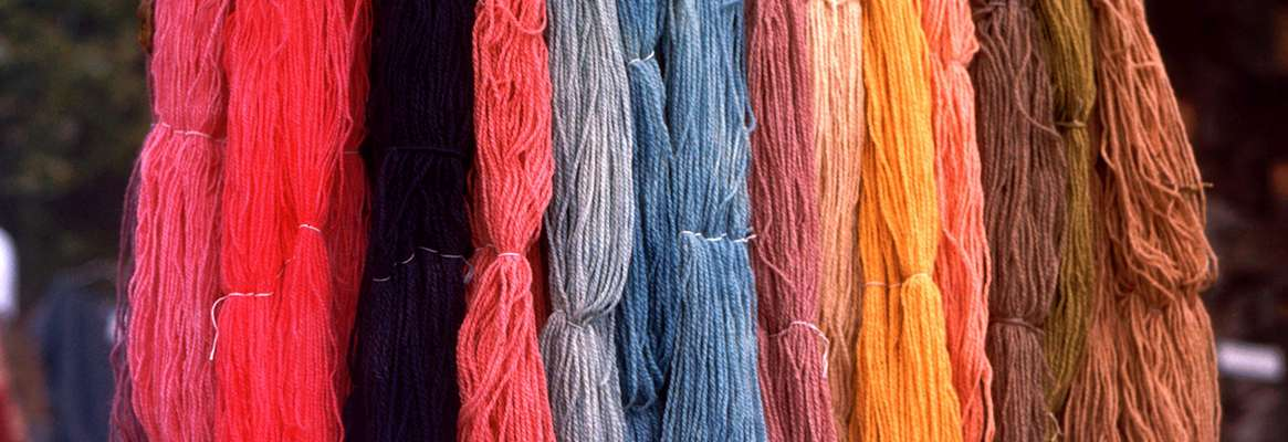 Superior Vat Dyes for Continuous Dyeing