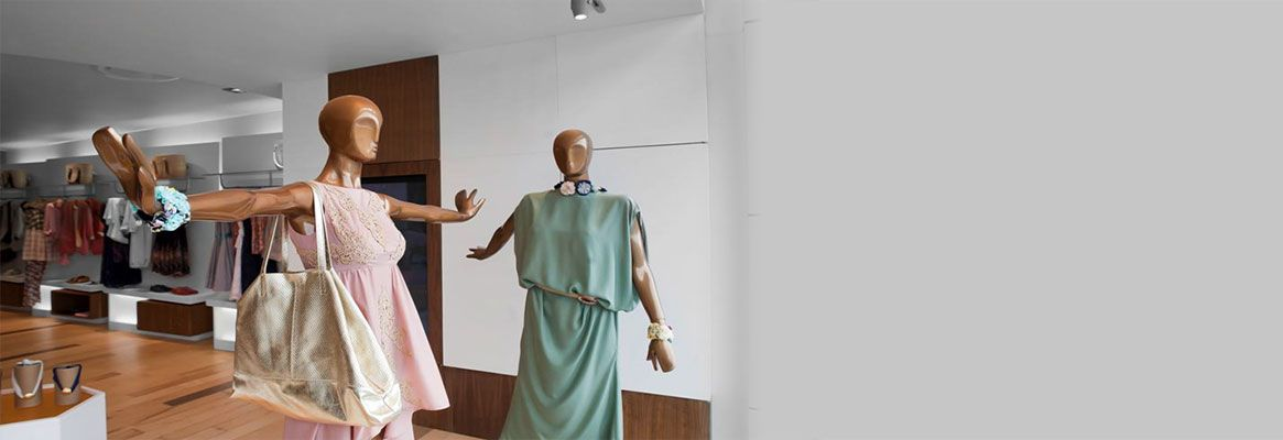 Mannequins - enhancing the retail experience