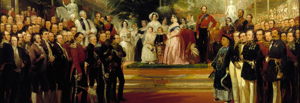 History of Womens Fashion & Dress of the Crinoline Period C.1850-1869
