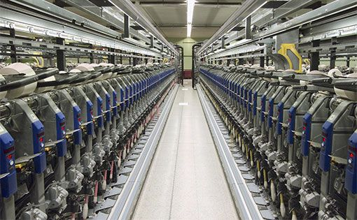 Chinese textile machines see dawn in global market