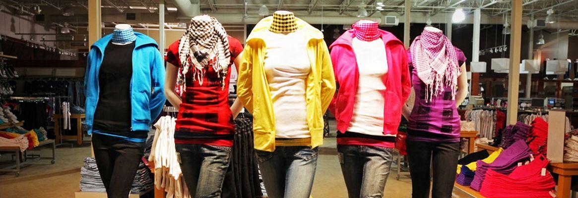 Fashion retailers tapping new market segments