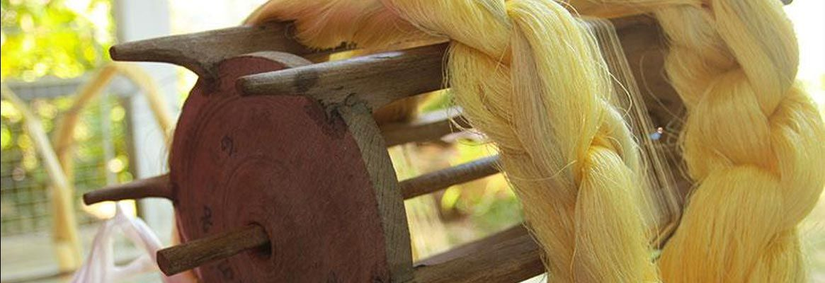 Improving the colour fastness of the selected natural dyes on cotton  Part-II
