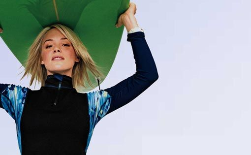The market for surf wear
