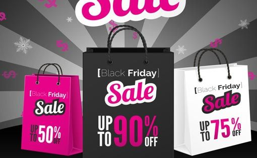 Apparel stores look to pull strings on Black Friday