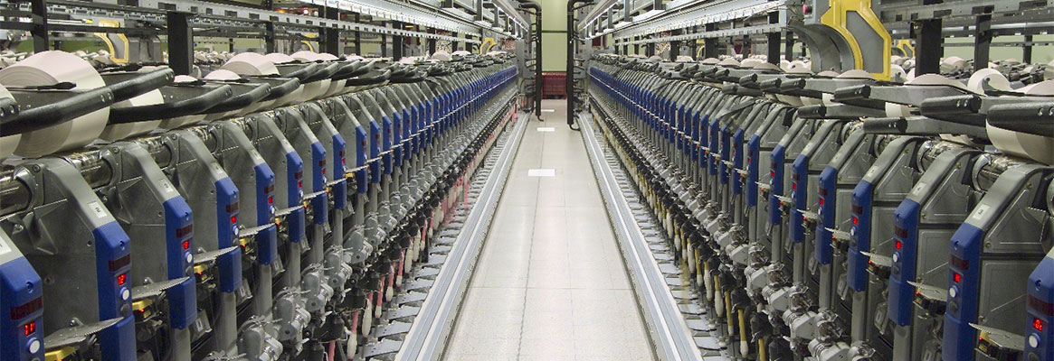 Asia-Oceania dominating and fastest growing region in global textile machinery market