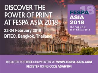Fespa Asia 2017