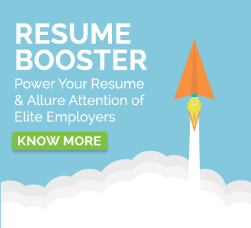 Resume Booster Service