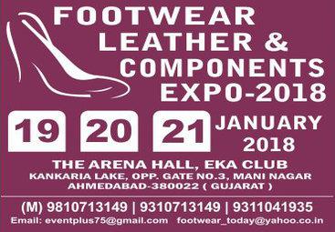 Ahmedabad Footwear Exhibition